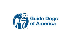 Bryson Carr Voice Over Artist Guide Dogs of America Logo