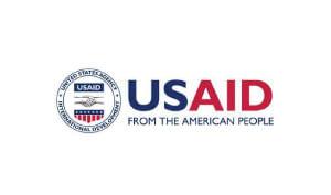 Bryson Carr Voice Over Artist USAID Logo